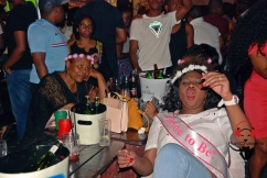 Lol, but Gogo on the side looks so bored, that time Moghel is living it up